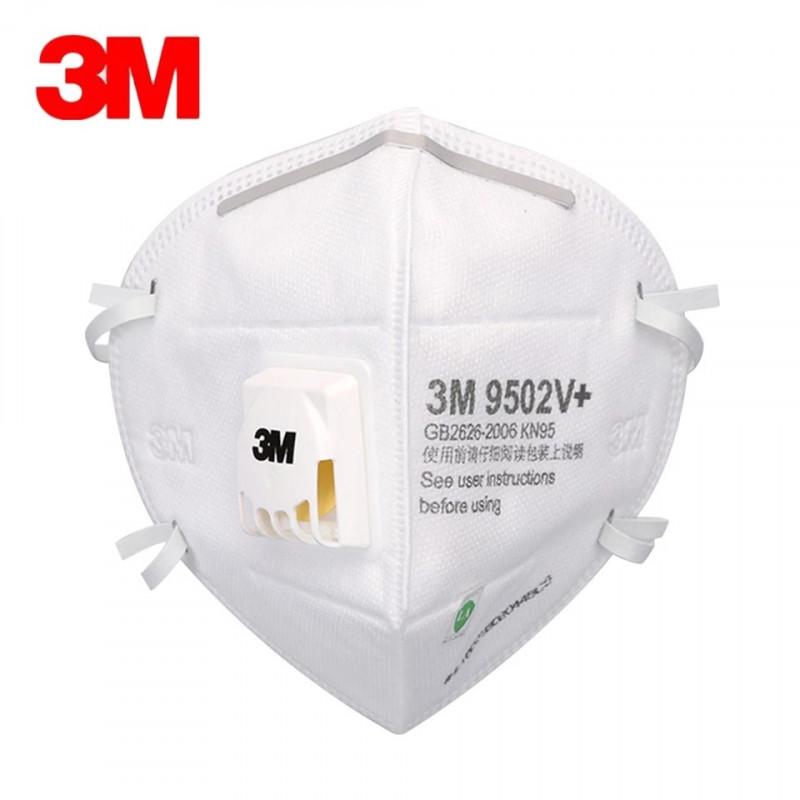 3M 9502V + ffp2 kn95