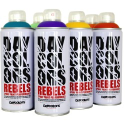 50 DAYCOLORS REBELS 400 ml