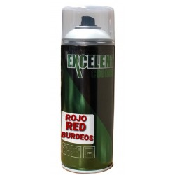 DAYCOLORS EXCELENT 400ML RED BURDEOS