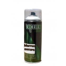 DAYCOLORS EXCELENT 400ML BROWN DARK