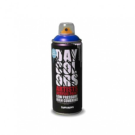 DAYCOLORS NEW ARTISTS 400 ML collection