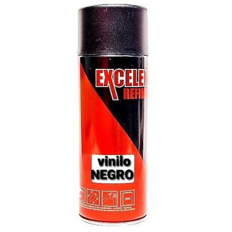 DAYCOLORS EXCELENT 400ML VYNIL BLACK